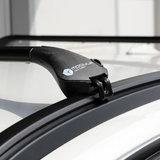 Modula dakdragers Opel Zafira Tourer 5 deurs MPV vanaf 2012 met gesloten dakrail_