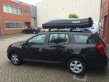 Dakkoffer Farad Marlin 680 Zwart mat 680 liter grootste van NL_15