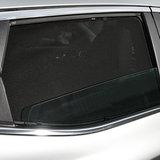 Zonneschermen Volkswagen Fox 3 deurs 2005 t/m 2011 Carshades_15