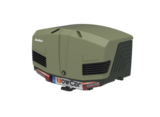Towbox V3 Camper Grijs Groen 400 liter Nieuwste model_15
