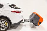 Towbox V3 Artic Zwart Wit 400 liter Nieuwste model_15