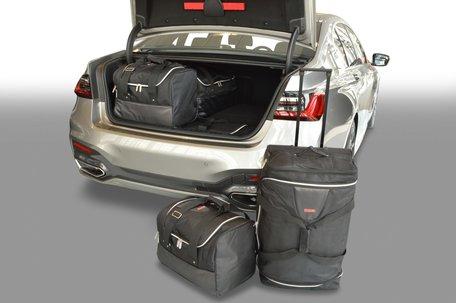 Tassenset Carbags voor BMW 7-Serie (G11 - G12) 740e Plug-in Hybrid) 4 deurs vanaf 2017