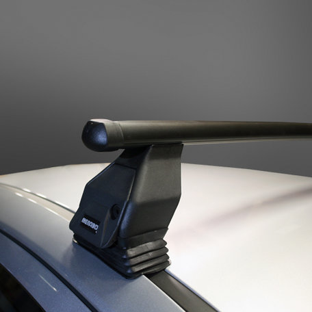 Dakdragers Mercedes E-klasse(W212) 4 deurs sedan 2009 t/m 2013 - Menabo
