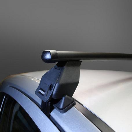 Dakdragers Nissan Note / Versa 5 deurs hatchback vanaf 2013 - Menabo
