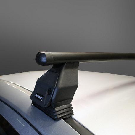 Dakdragers Volkswagen Caddy (2K) Life / Maxi Life / Panel bestelwagen vanaf 2015 - Menabo