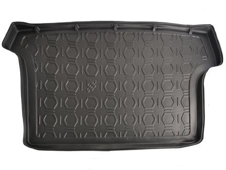 Kofferbakmat specifiek Volkswagen T-Roc (verhoogde bodem) SUV vanaf 2017