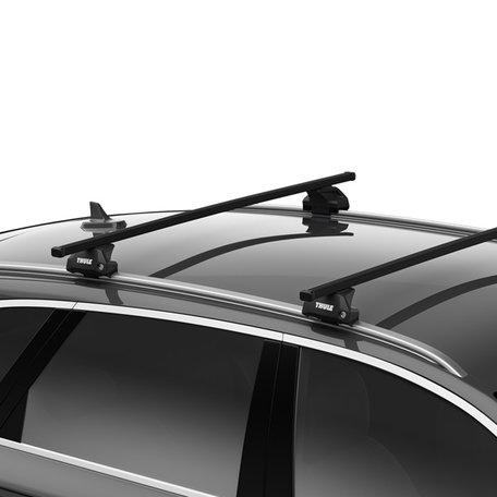 Dakdragers Thule Bmw X3 SUV 2010 t/m 2017