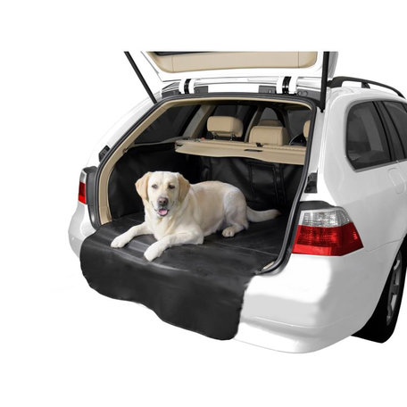 Kofferbak bescherming Seat Mii/Skoda Citigo/VW Up va. bj. 2011- (diepe bodem)