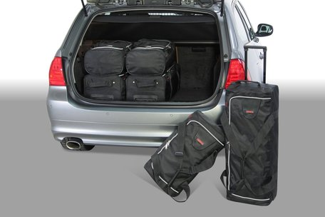 Tassenset Carbags voor BMW 3 series Touring (E91) 2005-2012