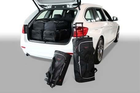 Tassenset Carbags voor BMW 3 series Touring (F31) 2012-2019