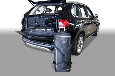 Tassenset Carbags voor BMW X5 incl. Plug-in-Hybrid (F15) 2013-2018