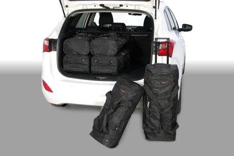 Tassenset Carbags voor Hyundai i30 CW (GD) 2012-2017 wagon