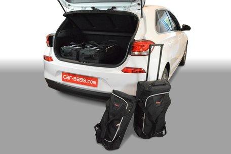 Tassenset Carbags voor Hyundai i30 PD 2017-heden