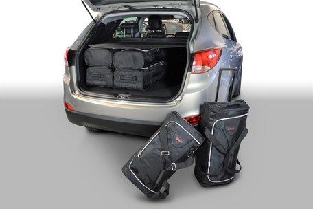 Tassenset Carbags voor Hyundai ix35 2010-2015