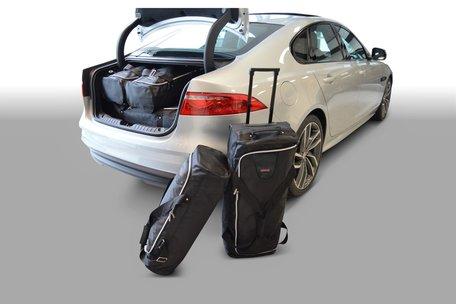 Tassenset Carbags voor Jaguar XF (X260) 2015-heden