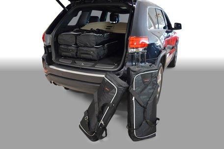 Tassenset Carbags voor Jeep Grand Cherokee IV (WK2) 2010-heden