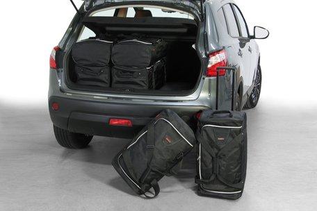 Tassenset Carbags voor Nissan Qashqai (J10) 2007-2013