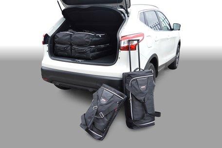 Tassenset Carbags voor Nissan Qashqai (J11) 2014-heden