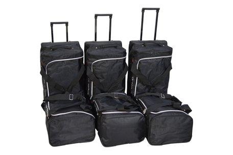 Tassenset Carbags voor Nissan Qashqai+2 (J10) 2009-2014