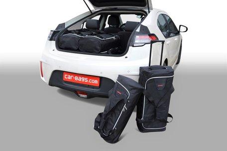 Tassenset Carbags voor Opel Ampera 2012-2016 5 deurs