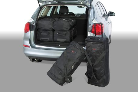 Tassenset Carbags voor Opel Astra J Sports Tourer 2010-2016