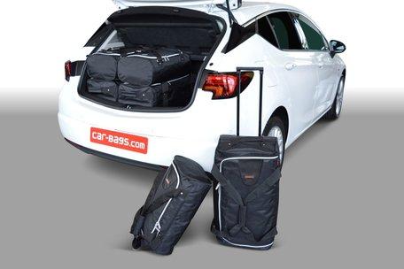 Tassenset Carbags voor Opel Astra K 2015-heden