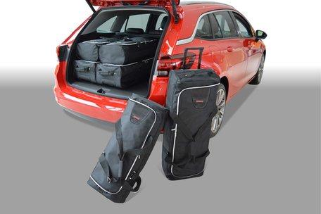 Tassenset Carbags voor Opel Astra K Sports Tourer 2016-heden