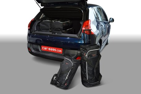 Tassenset Carbags voor Peugeot 3008 2008-2016