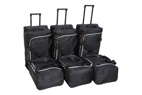 Tassenset Carbags voor Volvo V50 2004-2012