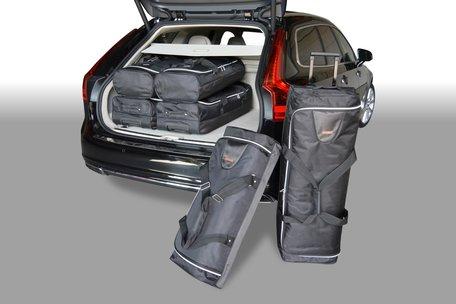 Tassenset Carbags voor Volvo V90 2016-heden