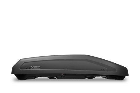 Dakkoffer Modula Evo 470 liter Mat zwartgrijs/anthracite