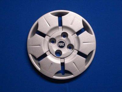 Fiat Panda vanaf 2003 met blauw logo - 13 inch - FIA71713 - Wieldop/Wieldoppen