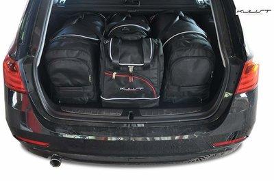 Reistassen kofferbak Bmw 3 serie Touring F31 2012 t/m 2015