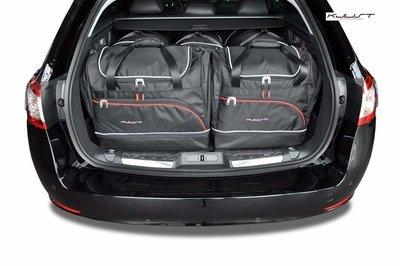 Reistassen kofferbak Peugeot 508 Sw 2011 t/m 2014