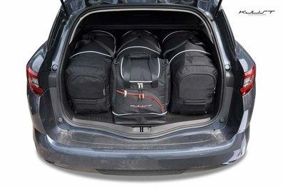 Reistassen kofferbak Renault Megane Grandtour Iv vanaf 2016