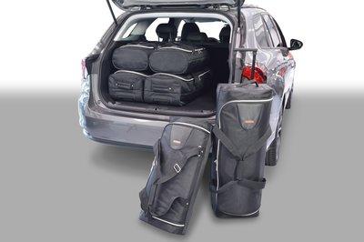Tassenset Carbags voor Fiat Tipo 2016-heden