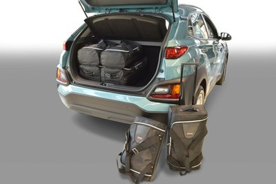 Tassenset Carbags voor Hyundai Kona incl. Electric (OS) 2017-heden