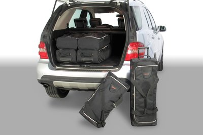Tassenset Carbags voor Mercedes-Benz ML (W164) 2005-2011