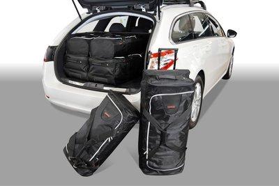 Tassenset Carbags voor Peugeot 508 SW 2011-heden