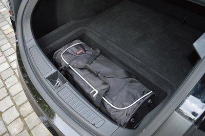 Tassenset Carbags voor Tesla Model S 2012-heden Kofferbak trolley