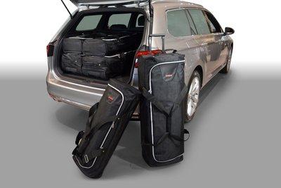 Tassenset Carbags voor Volkswagen Passat (B8) Variant GTE 2015-heden