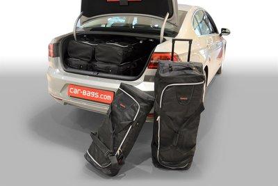 Tassenset Carbags voor Volkswagen Passat GTE (B8) 2015-heden 4 deurs