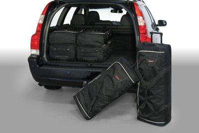 Tassenset Carbags voor Volvo V70 (P26) 2001-2007