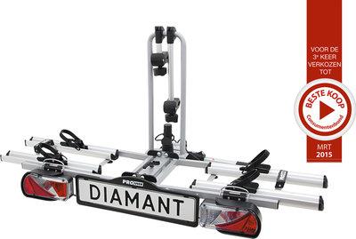 Fietsendrager opvouwbaar en kantelbaar Pro-User Diamant ( ook E-bike )