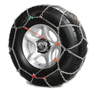 Sneeuwkettingen (SUV en 4x4) 255/50R17 - 13 mm
