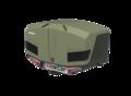 Towbox-V3-Camper-Grijs-Groen-400-liter-Nieuwste-model